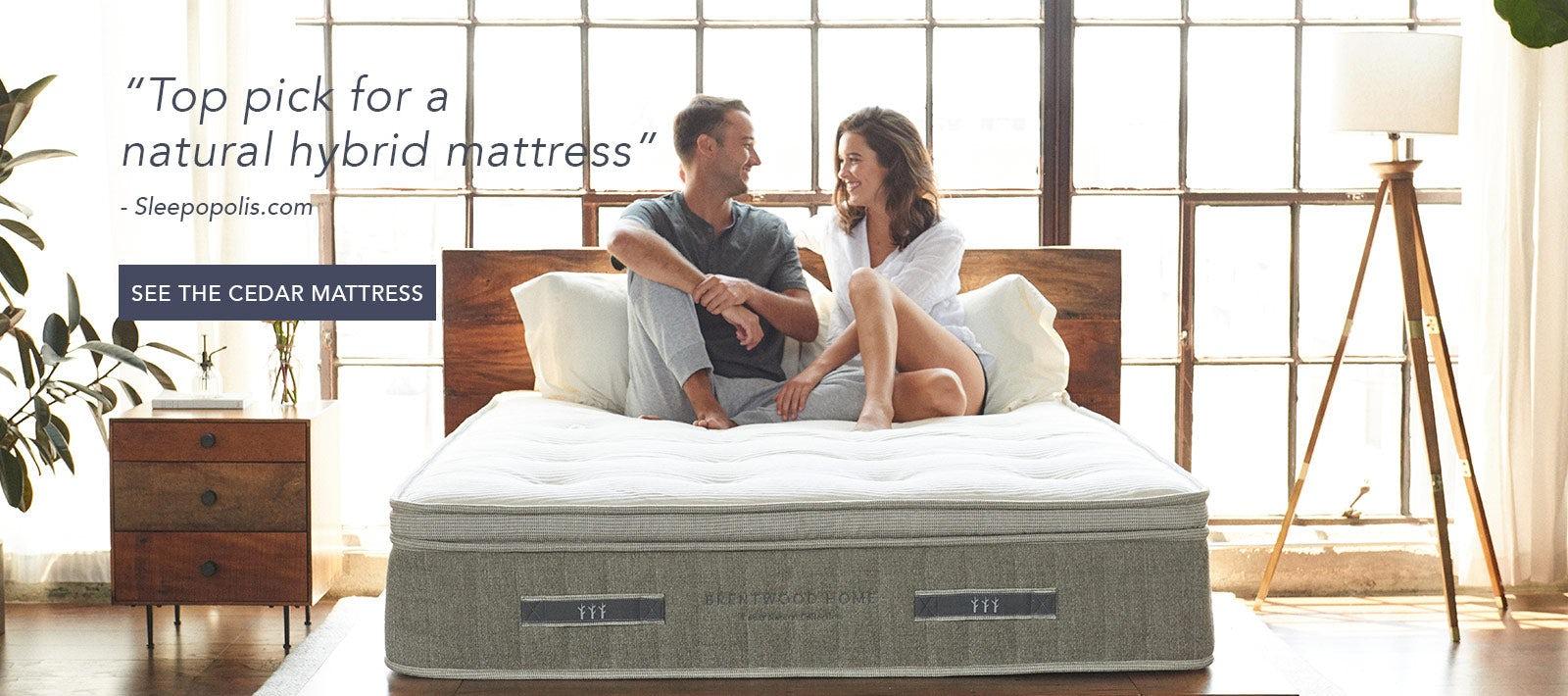 Brentwood Home Artisans Of Sleep Mattresses Pillows
